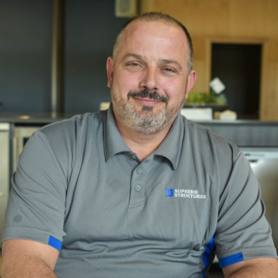 Todd Colbeck, Service Manager