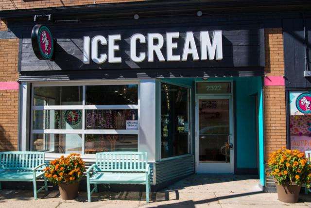 Chocolate Shoppe Ice Cream Co.